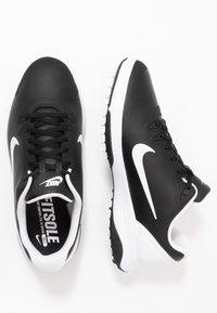 Nike Golf - INFINITY G - Golfové boty - black/white - 1