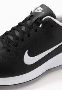 Nike Golf - INFINITY G - Golfové boty - black/white - 5
