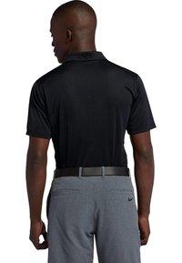 Nike Golf - DRY VICTORY - Koszulka polo - black - 2