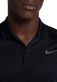 Nike Golf - DRY VICTORY - Koszulka polo - black - 3