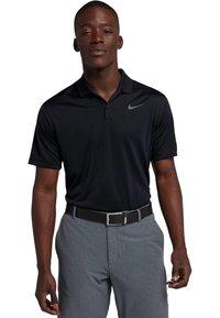 Nike Golf - DRY VICTORY - Koszulka polo - black - 1