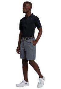 Nike Golf - DRY VICTORY - Koszulka polo - black - 0