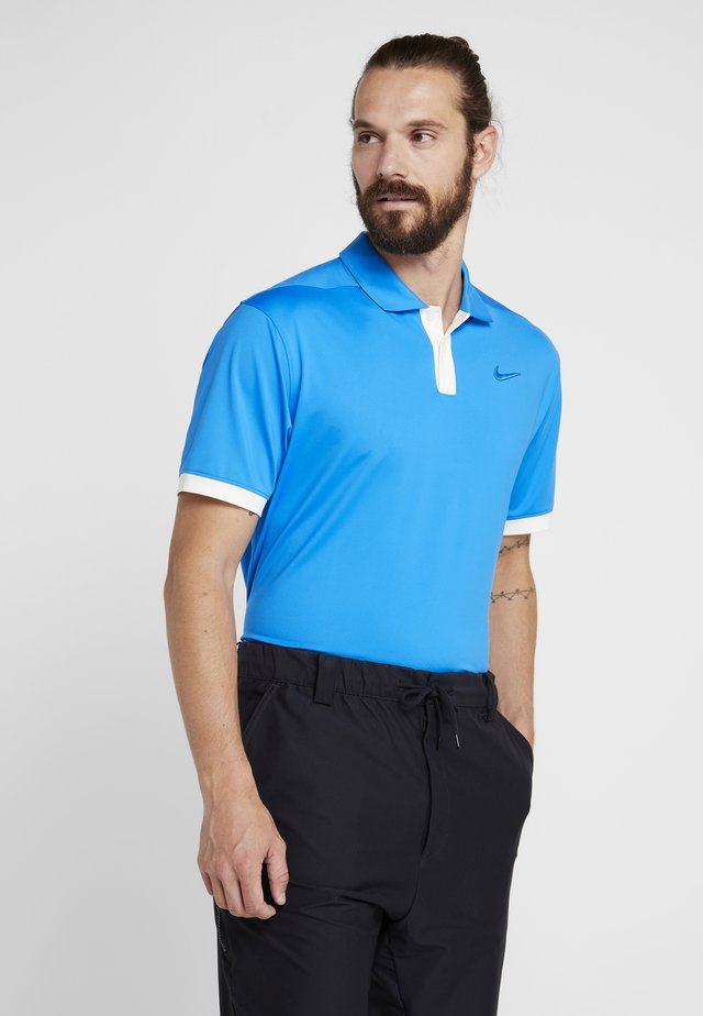DRY VAPOR - Sportshirt - photo blue/sail
