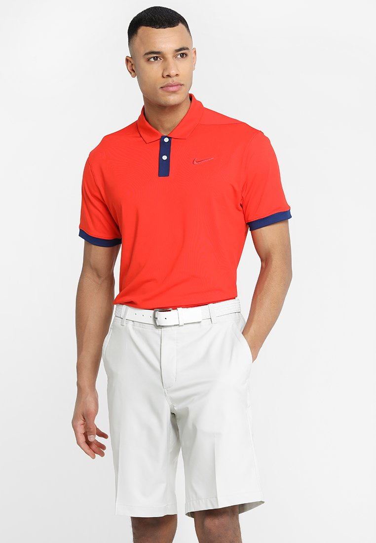 Nike Golf - DRY VAPOR - Funktionsshirt - habanero red/sail