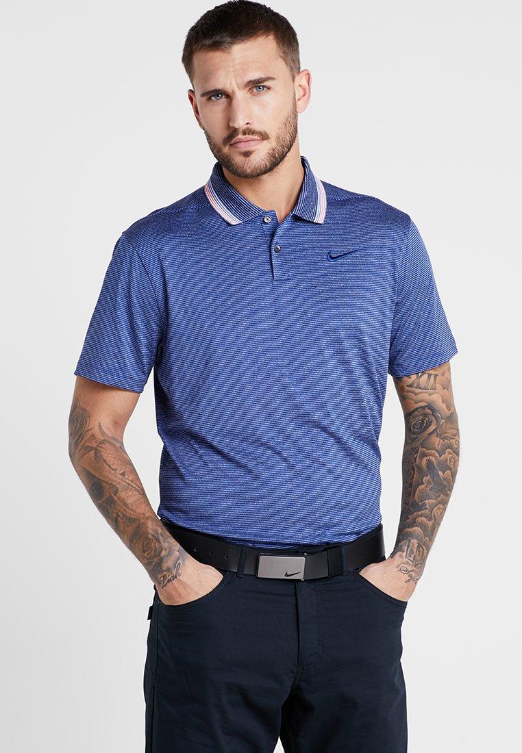 Nike Golf - DRY VAPOR - Sports shirt - blue void/pure