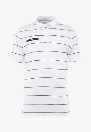 M NK DRY PLAYER - T-shirt de sport - sail/blue void/white/brushed silver