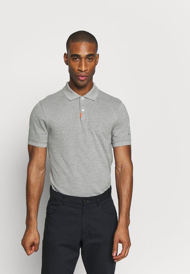 Poloshirt - dark grey/wolf grey