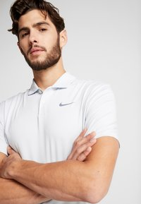 Nike Golf - DRY VAPOR REFLECT - Funktionströja - pure platinum/reflective silv - 4