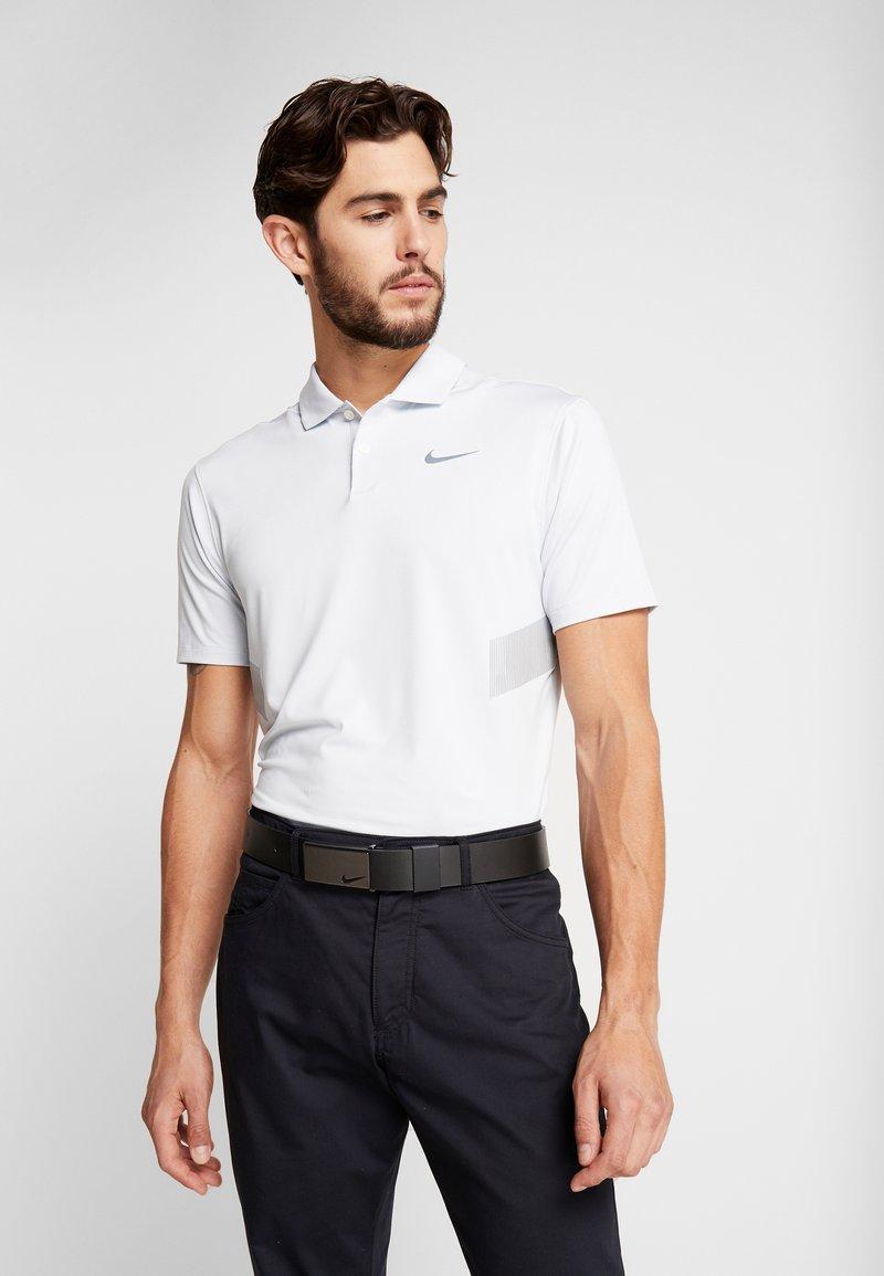 Nike Golf - DRY VAPOR REFLECT - Funktionströja - pure platinum/reflective silv