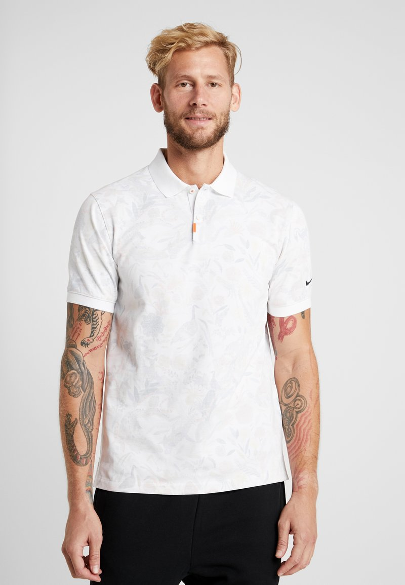 Nike Golf - SLIM - Polo - white