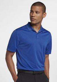 Nike Golf - DRI-FIT VICTORY  - Piké - royal blue/black - 0