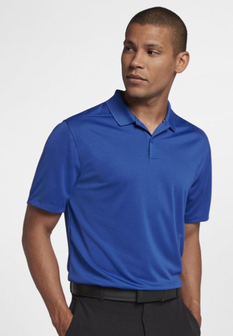 Nike Golf - DRI-FIT VICTORY  - Piké - royal blue/black