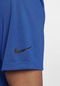 Nike Golf - DRI-FIT VICTORY  - Piké - royal blue/black - 4