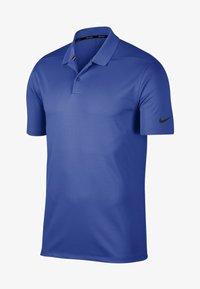 Nike Golf - DRI-FIT VICTORY  - Piké - royal blue/black - 5
