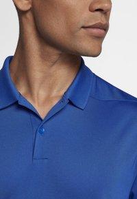 Nike Golf - DRI-FIT VICTORY  - Piké - royal blue/black - 3