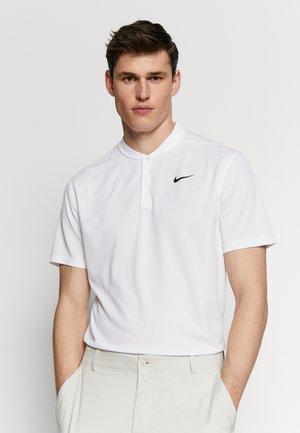 DRY VICTORY - T-shirt med print - white/black