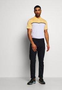 Nike Golf - DRY VICTORY - Treningsskjorter - celestial gold/white/obsidian - 1
