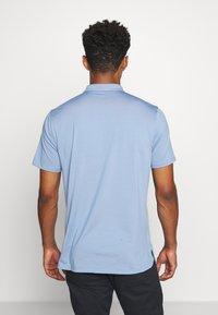 Nike Golf - DRY VAPOR - Koszulka sportowa - indigo fog/ghost - 2
