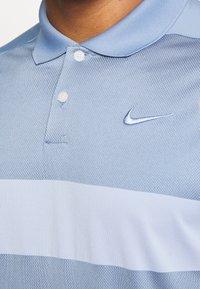 Nike Golf - DRY VAPOR - Koszulka sportowa - indigo fog/ghost - 4