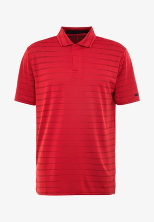 TIGER WOODS DRY NOVELTY - T-shirt de sport - gym red/black/black oxidized