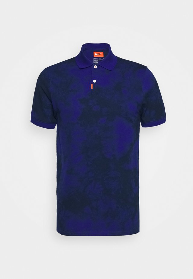 FOG WASH - Sports shirt - deep royal blue
