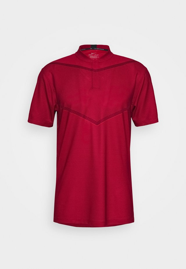 BLADE - Print T-shirt - gym red/team red/black