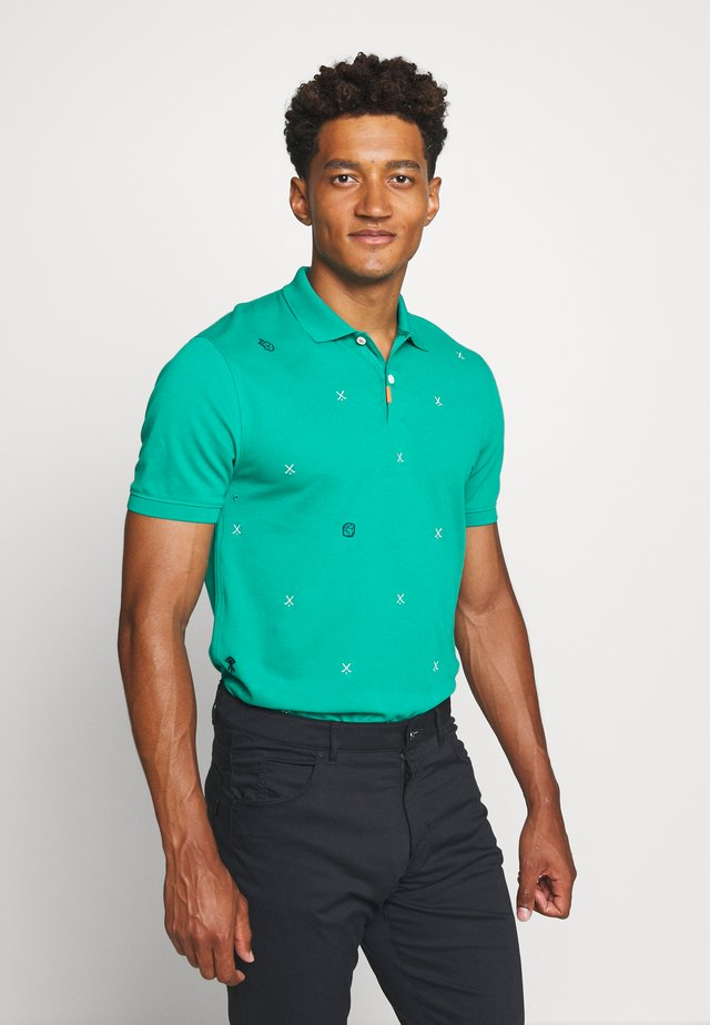 CHARMS  - Koszulka polo - neptune green/sail