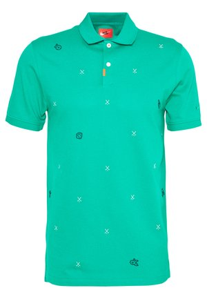 CHARMS  - Polo - neptune green/sail