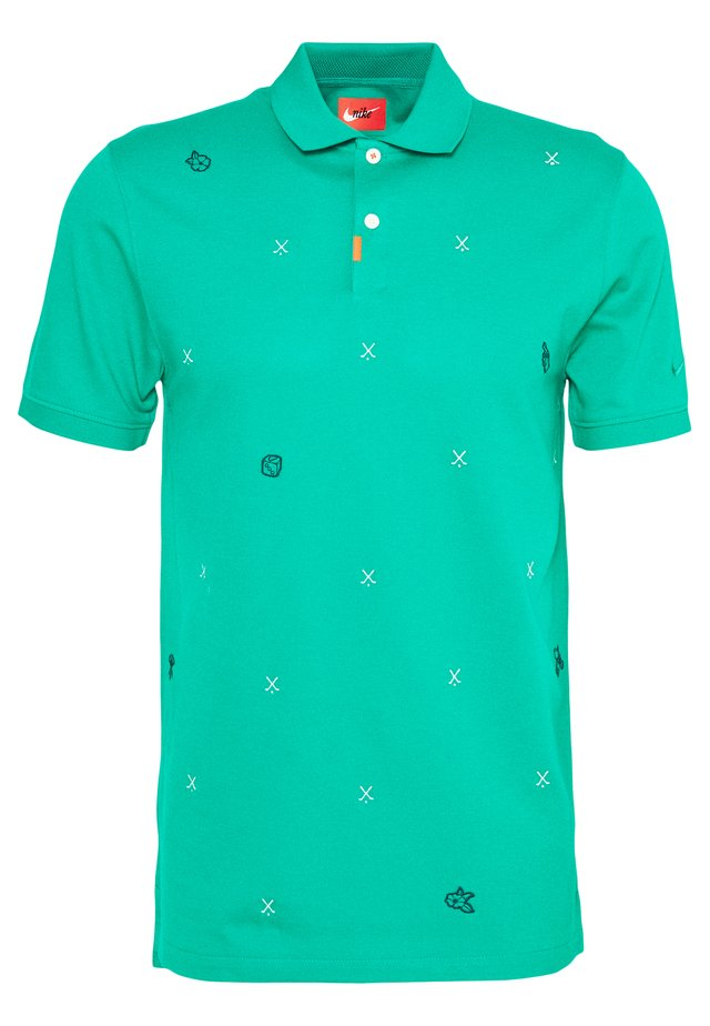 CHARMS  - Polo shirt - neptune green/sail