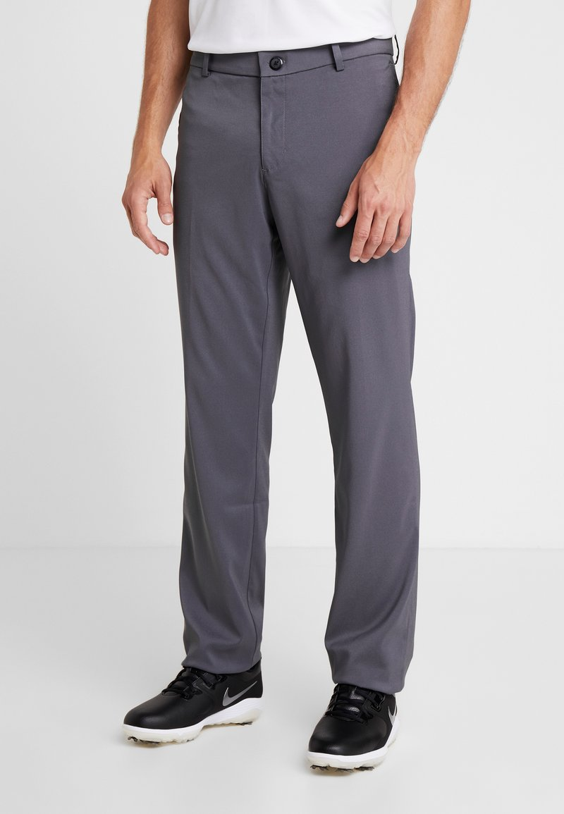 Nike Golf - FLEX PANT CORE - Tygbyxor - dark grey