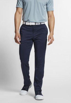 FLEX PANT CORE - Spodnie materiałowe - dark blue