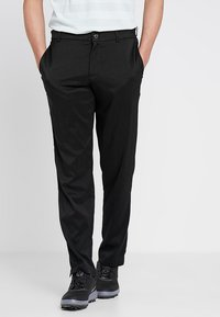 Nike Golf - FLEX PANT CORE - Kangashousut - black - 0