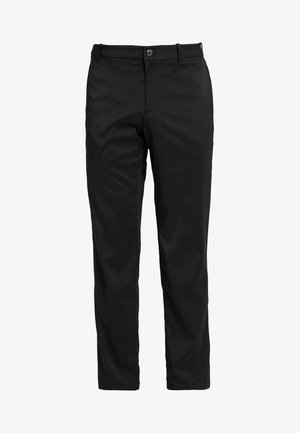 FLEX PANT CORE - Stoffhose - black