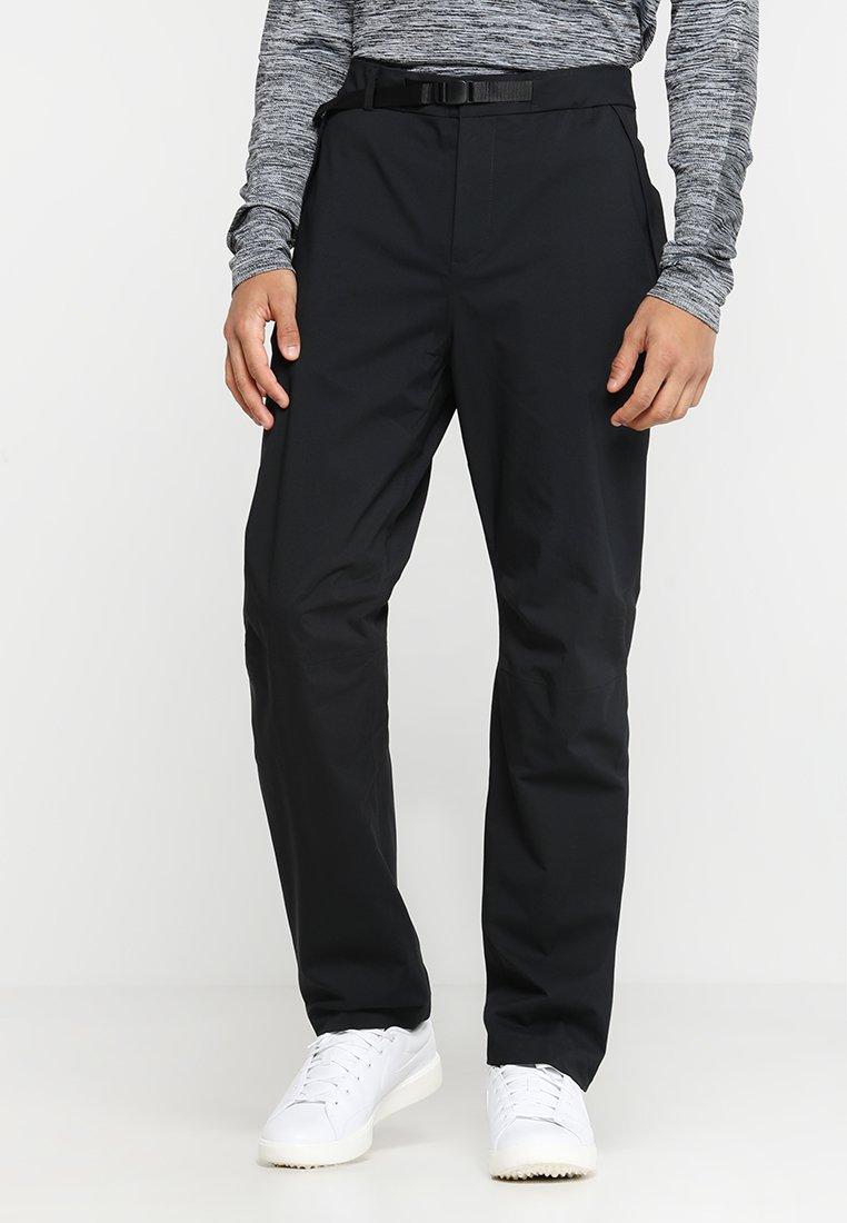 Nike Golf - HYPERSHIELD PANT CORE - Tygbyxor - black