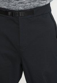 Nike Golf - HYPERSHIELD PANT CORE - Pantalon classique - black - 5