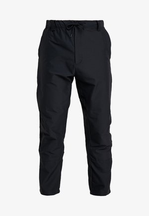 FLEX PANT NOVELTY - Trousers - black