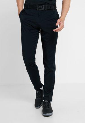 NIKE FLEX HERREN-GOLFHOSE IN SCHMALER PASSFORM - Kalhoty - black