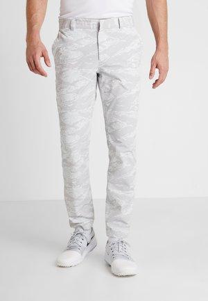 PANT WEATHERIZED - Pantalon classique - pure platinum