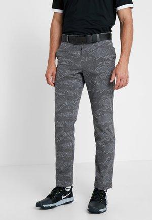 PANT WEATHERIZED - Pantalon classique - black