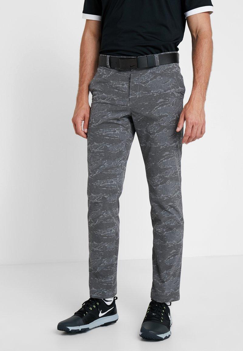 Nike Golf - PANT WEATHERIZED - Tygbyxor - black