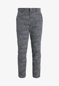 Nike Golf - PANT WEATHERIZED - Tygbyxor - black - 4
