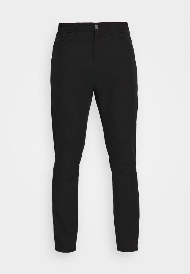 FLEX REPEL SLIM PANT - Trousers - black