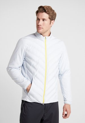 Blouson - pure platinum/chrome yellow/silver