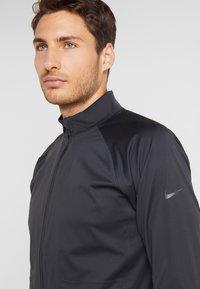 Nike Golf - Vodotěsná bunda - off noir/black/photo blue - 4