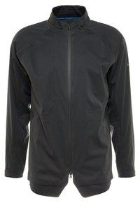Nike Golf - Vodotěsná bunda - off noir/black/photo blue - 0