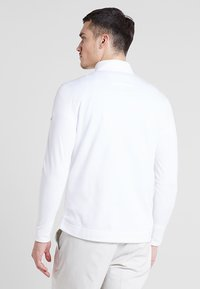 Nike Golf - THERMA REPEL TOP HALF ZIP - Sweat polaire - white - 2