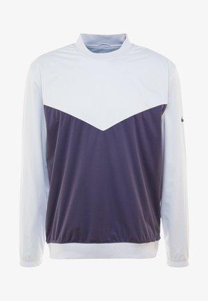 SHIELD VICTORY CREW - Langærmede T-shirts - sky grey/gridiron