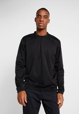 SHIELD VICTORY CREW - T-shirt à manches longues - black