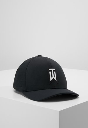 TIGER WOODS AROBILL PERFORMANCE - Casquette - black/anthracite/white