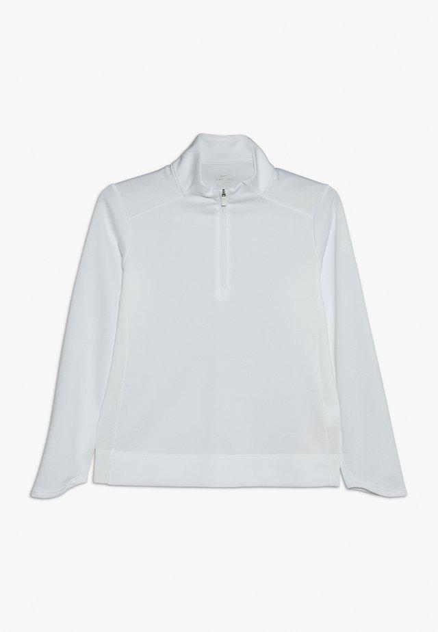 DRY - Treningsskjorter - white